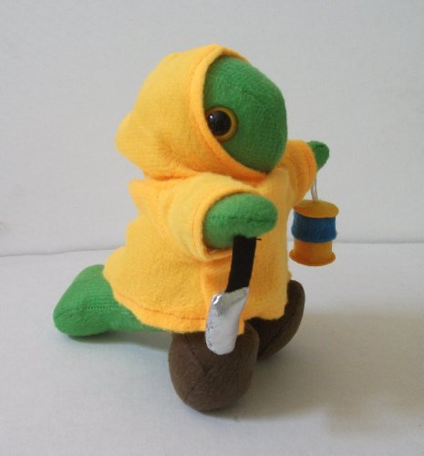 Final Fantasy Tonberry Plush Toy 7″ tall Brand New image