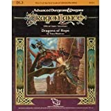 img - for Dragons of Hope (Dragonlance module DL3) by Tracy Hickman (1984-09-02) book / textbook / text book