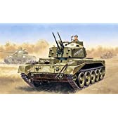 タミヤ イタレリ 6444 1/35 クルセイダー III AA Mk.III 対空戦車