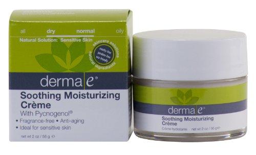 derma e Pycnogenol Moisturizing Cr egrave me with Vitamins C E and A 2-OuncesB0000C4COX : image
