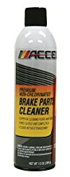 Accel 22409 Non-Chlorinated Brake Parts Cleaner - 13 oz.