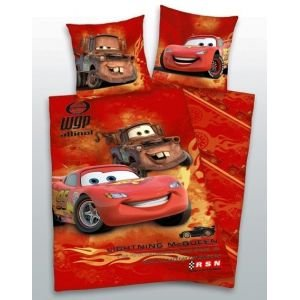 disney cars parure de lit 1 personne flash mcqueen cuisine maison. Black Bedroom Furniture Sets. Home Design Ideas