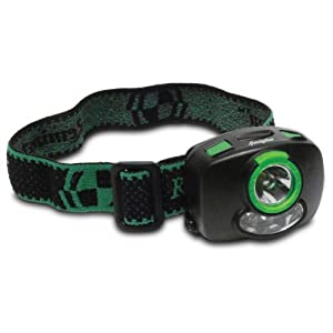 Remington Blood Tracker 3-N-1 LED Headlight,  RMBTHL-B