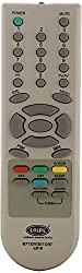 Sharp Plus LG 109B CRT TV Remote (SP) (White)