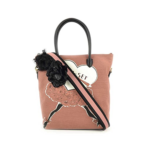 Borsa donna shopping Twin-Set - AS67PA Cameo