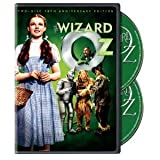 The Wizard of Oz Movie (DVD) 2- DISC SPECIAL (70th Anniversary Edition)