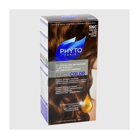 Phyto Phytocolor 5NC Castano Chiaro Nocciola Ramato