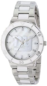 Game Time Ladies NFL-PEA-NYG New York Giants Watch by Game Time