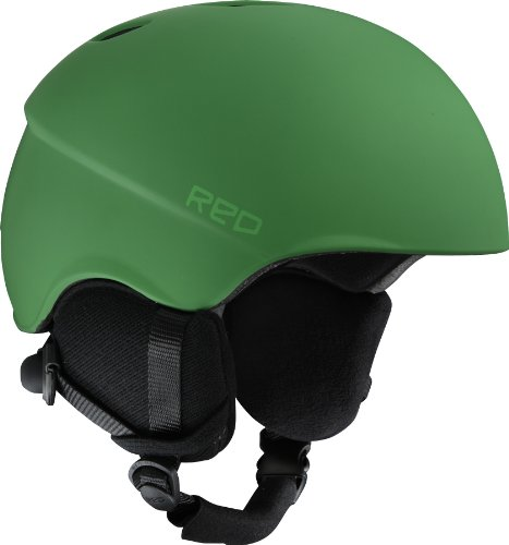 Red Hi-Fi Men's Helmets - Green, Large