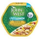 John West Tuna French Light Lunch ( 220g x 6 x 1 )