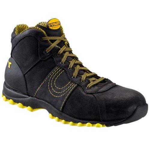 Diadora Match Hi-Beat S3 HRO New Black Shoes (5.5 US / 38 EU)