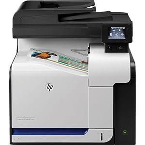 Amazon Com Hp Laserjet Pro 500 Color Mfp M570dn Cz271a Electronics