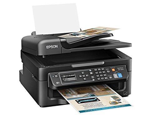 Epson WorkForce WF-2630 Wireless Business AIO Colo…