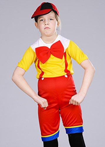 Kids Size Tweedle Dum or Dee Style Costume Large (9-11 years) (Tweedle Dee Fancy Dress)