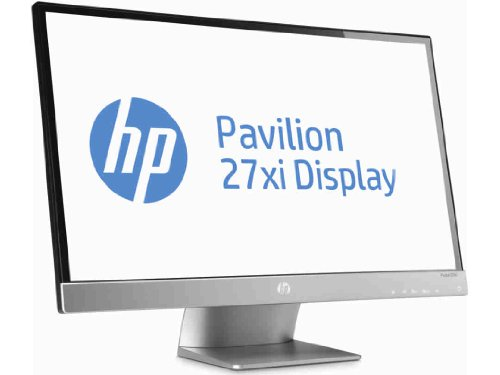 HP Pavilion 27xi 27-Inch Screen LED-lit Monitor