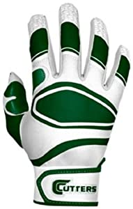 Cutters B440 Power Control Baseball Batting Gloves Youth Adult by Cutters