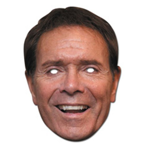 Mask-Arade Cliff Richard Celebrity Mask