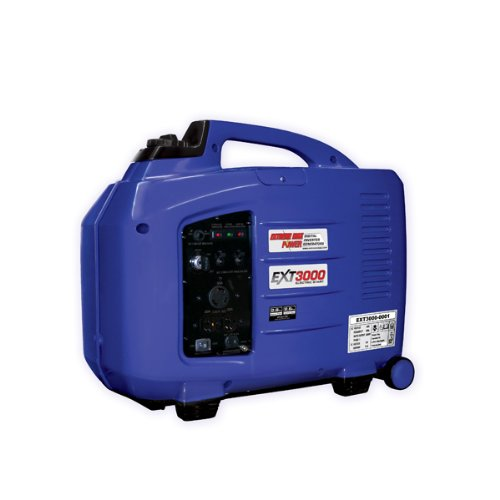 Extreme Max EXT3000 Electric Start Inverter Generator