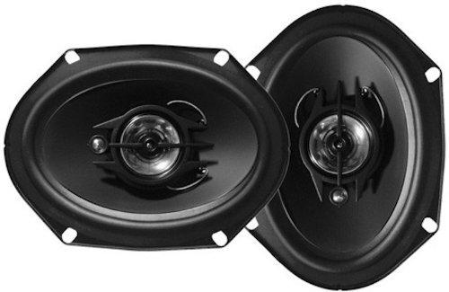"Speaker 6X8"" 3-Way Xxx 350 Watts (No Grills)"