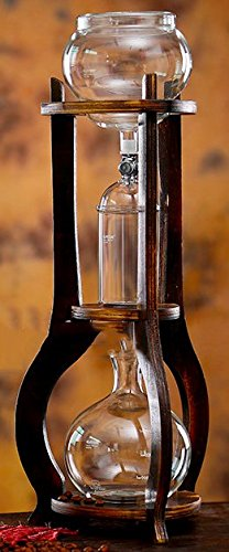 NISPIRA-Iced-Coffee-Cold-Brew-Dripper-Maker-Wooden-6-8-cup