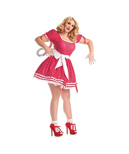Wind up Doll Womens Costume Plus size