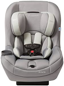 2014 Maxi Cosi Pria 70 Convertible Car Seat, Steel Grey (Prior Model)