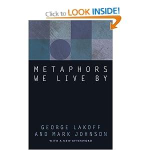 metaphors we live by essay