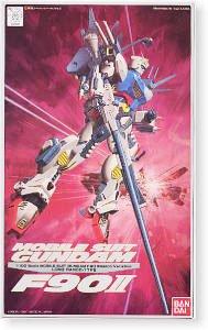 Gundam 1/100 Scale Basic Grade Model Kit Mobile Suit Gundam F90II