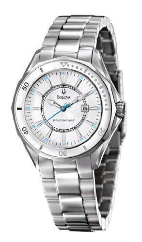 Bulova Women's 96M123 WINTER PARK Classic round bracelet Watch, Model: 96M123, Hand/Wrist Watch Store