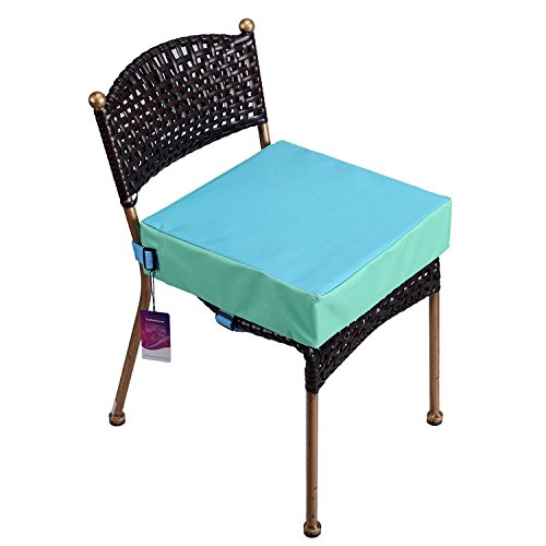 lalawow-baby-booster-seat-for-dining-chair-oxford-dismountable-adjustable-quick-release-blue