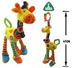 Melissa ! Doug Giraffe Plush baby Lovely hand puppets, BB BTB!03