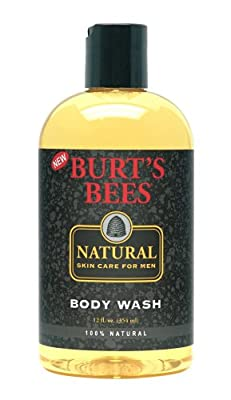 Best Cheap Deal for Burt's Bees Natural Skin Care for Men Body Wash, 12 Fluid Ounces (Pack of 3) from Burt's Bees - Free 2 Day Shipping Available