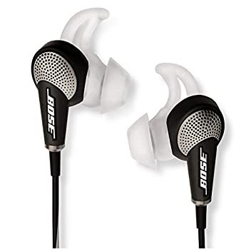 Shut out the world and lose yourself in your music - or let the world in. It's your choice with the first in-ear noise cancelling headphones from Bose. The Quiet Comfort 20i Acoustic Noise Cancelling headphones are engineered to let you enjoy better ...