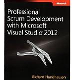 img - for [(Professional Scrum Development with Microsoft Visual Studio 2012 )] [Author: Richard Hundhausen] [Nov-2012] book / textbook / text book