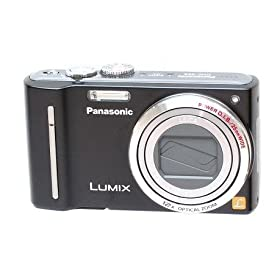 "Panasonic LUMIX DMC-ZS6 12.1 MP DIGITAL CAMERA BLACK - 3.0 "" TFT Screen LCD Display!!"
