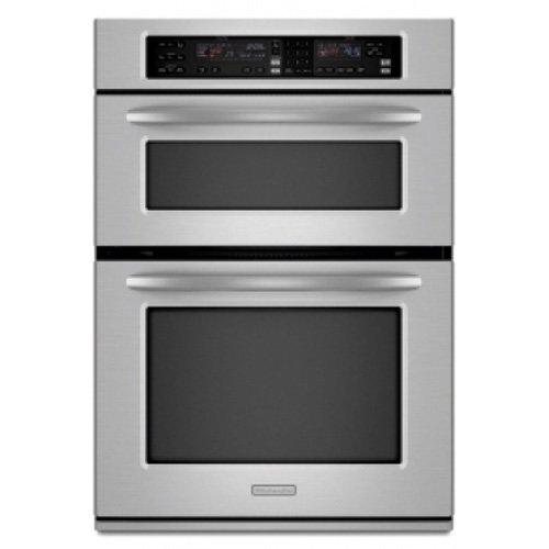 Consumer Reports Convection Ovens KitchenAid Architect Series II KEMS308SSS  -> Kitchenaid Oven