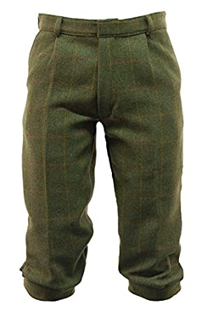 Men's Vintage Workwear – 1920s, 1930s, 1940s, 1950s Derby Tweed Breeks - 30 to 44