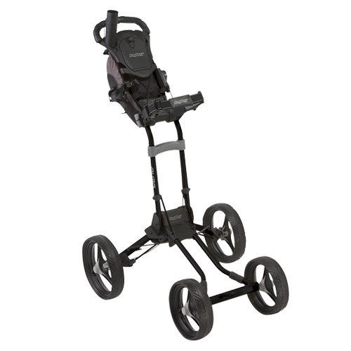 Bag Boy Quad Push Cart (Black)