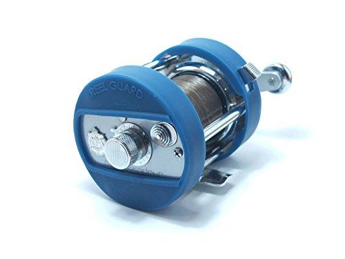 S2N 1 set of Blue REEL GUARD fishing reel silicone cover for ABU GARCIA Ambassadeur 4500cs 5500cs 6500cs ct Rocket Pro rocket and ABU Ambassadeur 4500 5000 5000c 5000D 6000 6000c