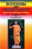 img - for Buddhism and Christianity book / textbook / text book