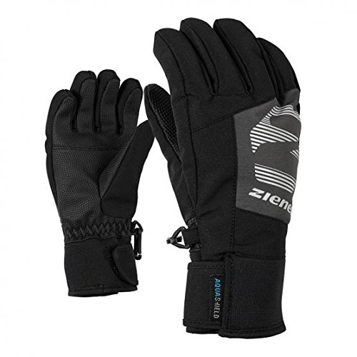 Ziener-Lenox-AS-R-Glove-Junior-Black