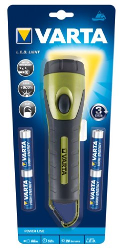 Varta Power Line LED Emergency Light