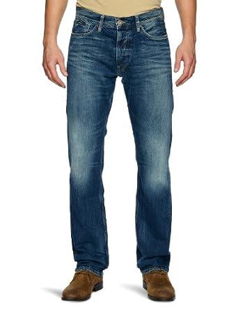 Pepe Jeans London PM200909F114 - Oxford Straight Men's Jeans Denim W30 INxL34 IN