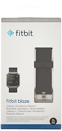 Fitbit-Blaze-Accessory-Band-Classic-Black-X-Large