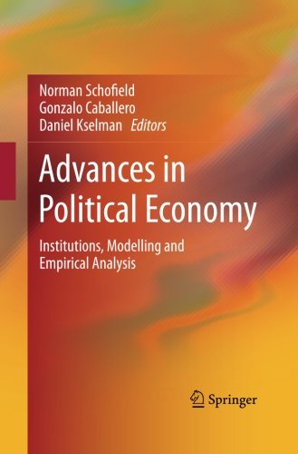 an analysis of political institutions and their effects on economic policy The analytical and political aspects of policy formulation involve: first, effective policy alternatives, presumably based on sound analysis, must be conceived and clearly articulated second, a political choice among these alternatives must be made: the policy must be authorized through a political process, such as legislation or regulation.