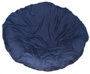 Navy papasan cushion cover home kitchen Papasan cushion cover
