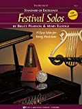 Standard of Excellence: Festival Solos Bb Bass Clarinet (Book & Cd Package, One)