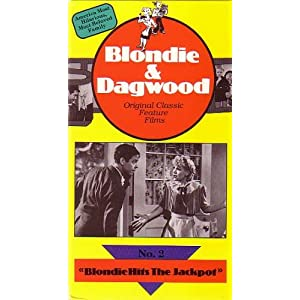 Blondie Hits the Jackpot movie