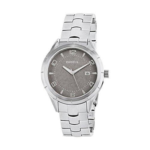 Breil Men's Watch Analogue Quartz Steel Silver TW1466