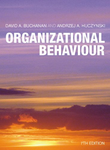 Organizational Behaviour Plus Companion Website Access Card: AND Companion Website Access Card
